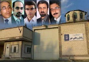 گزارشی از رفتار تحقیر آمیز و غیر انسانی ماموران انتقال زندان با اعضای کمیته مرکزی...