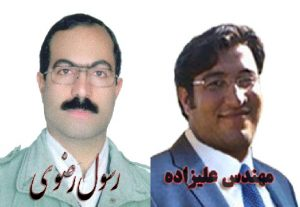 مهندس حسین علیزاده و رسول رضوی در بند سهگانه زندان مرکزی تبریز به سر میبرند