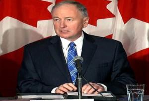 وزیر خارجه کانادا: ایران همچنان صلح و امنیت جهان را تهدید می کند