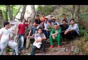 آزادی فعالین ملی بازداشت شده در قلعه بابک