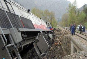 دومین انفجار در قطار خط تهران- تبریز – آنکارا توسط تروریستهای پ ک ک