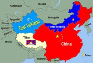 قتل و عام مردم مسلمان تورک اویغور توسط دولت کمونیستی چین