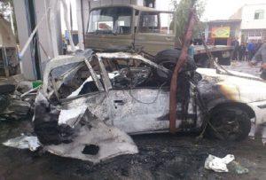 انفجار جایگاه CNG در میاندوآب سه کشته و زخمی بر جای گذاشت