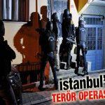 """عملیات گسترده """"ضد تروریسم"""" پلیس ترکیه"""