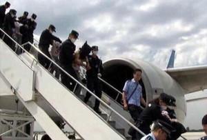 تایلند در یک اقدام غیر انسانی ۱۱۵ مسلمان اویغور را به چین تحویل داد