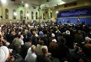 رهبر ایران : اجازه تجزیه عراق و سوریه را به آمریکاییها نخواهیم داد