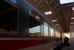 توقف حرکت قطار تهران – تبریز- آنکارا تا اطلاع ثانوی