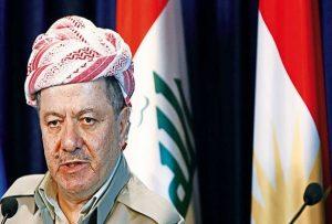 مسعود بارزانی خواهان خروج پکک از اقلیم کردستان عراق شد