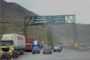 ایران و ترکیه :گذرگاه مرزی بازرگان بسته شد
