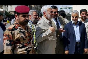 نخست وزیر عراق سردار سلیمانی را از جلسه بیرون انداخت