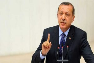 اردوغان: جنگ با «تروریستها» با قاطعیت ادامه خواهد یافت