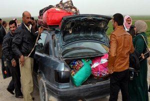 جبهه ترکمانی: با اولتیماتوم نژاد پرستانه اقلیم کردستان به خروج اجباری آوارگان عراقی از کرکوک...