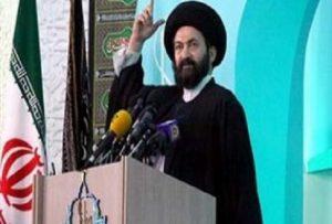 """اقرار امام جمعه اردبیل به انتقال ارامنه از سوریه به """"قاراباغ"""" آزربایجان"""