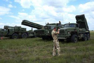 مانور نیروهای نظامی روسیه در ارمنستان
