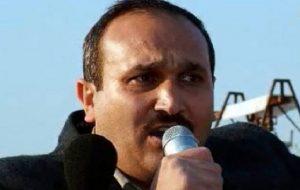 پس از ۱۲ روز عباس لسانی به اعتصاب غذایی خود پایان داد