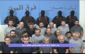 گروه شیعه «بریگادهای مرگ» ربودن کارگران ترکیه در عراق را بر عهده گرفت