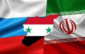 سرلشکر صفوی: روسیه در مورد سوریه با ایران هماهنگ است