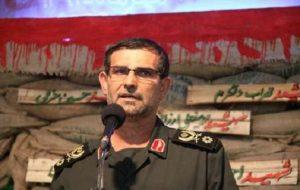 تهدید عملیات انتحاری به آمریکا از سوی یک فرمانده سپاه پاسداران ایران