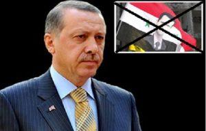 رئیسجمهور ترکیه : سیاست این کشور درباره سوریه در تقابل با ایران است
