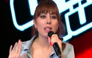 سارا کورال از آزربایجان جنوبی در مسابقه آواز ترکیه + ویدئو