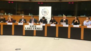 برگزاری سمینار دریاچه اورمیه در پارلمان اروپا