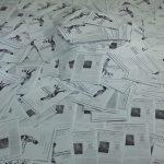"""باز نشر نشریه """"توپراق"""" ویژه نامه ۲۴ مهر"""