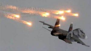 بمباران اشتباهی مواضع اسد و حزب الله توسط روسیه!