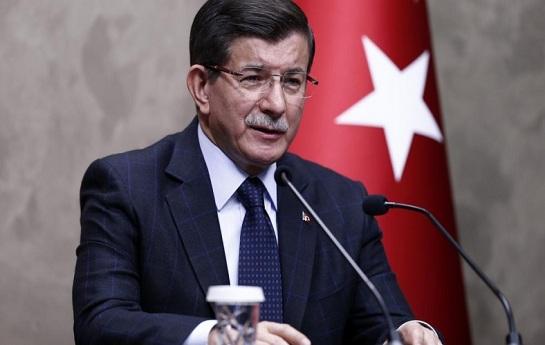 نخست وزیر ترکیه: گفته های پوتین از قماش همان اراجیف پراودا است