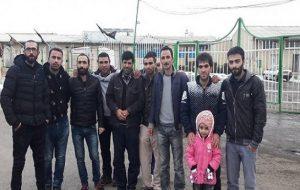 آزادی تعدادی از فعالین ملی-مدنی آزربایجان از زندان اردبیل