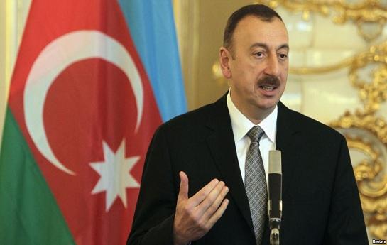 ائلهام علییئو: گروه مینسک به دنبال راکد نگه داشتن مساله قاراباغ به نفع ارمنستان است