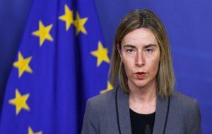 اتحادیه اروپا با تشکیل کشور مستقل کُرد مخالف است