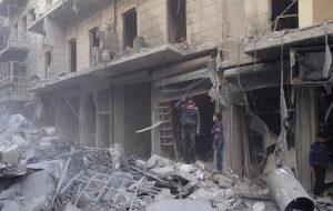 نقض آتشبس درسوریه از سوی نیروهای اسد