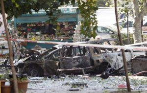 """احمد داوداوغلو: تروریستهای """"پ ک ک و """" ی پ گ """" مسئول ترور انتحاری..."""