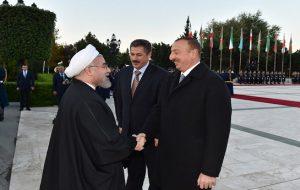 رئیس جمهور آزربایجان شمالی به ایران سفر می کند