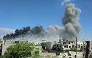 سازمان عفو بین الملل: روسیه در سوریه مرتکب جنایات جنگی شده است
