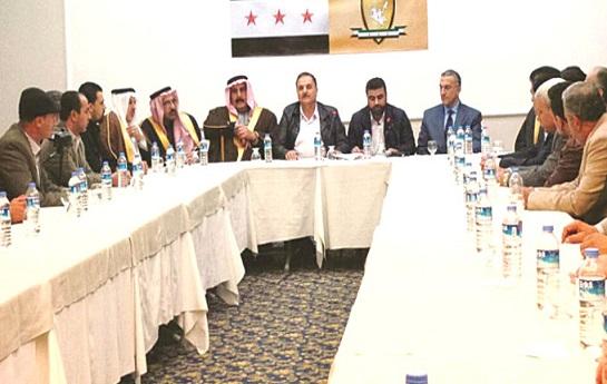"۴۵ قبیله عرب سوری علیه ""پ.ی.د ــ پ.ک.ک"" متحد شدند"