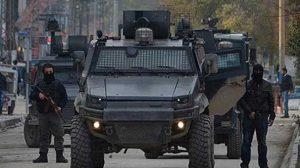"""۱۸۰۰ تروریست در محاصره؛ آغاز عملیات ضد تروریستی ارتش ترکیه در """"یوکسک اوا"""""""