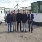 پنج فعال ملی- مدنی آزربایجانی برای سپری کردن دوران محکومیت خود وارد زندان مرکزی اردبیل...