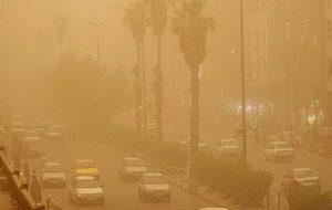 تعطیلی مدارس و دانشگاههای شهرهای الاهواز به دلیل آلودگی هوا