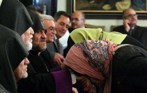 اعتراف نماینده ارمنی در مجلس ایران: کاهش شدید جمعیت ارامنه در ایران