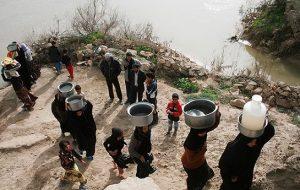 بازداشت نیروهای امدادگر مردمی توسط نیروهای اطلاعاتی در مناطق سیل زده الاحواز/ خوزستان