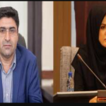 ائلمیرا خاماچی عضو شورای شهر تبریز آزاد شد