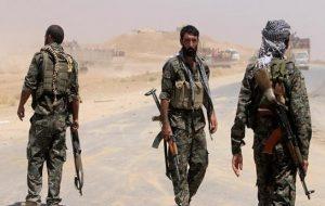آمریکا: به کُردهای سوریه به دلیل تلاششان در تغییر بافت جمعیتی منطقه کمک تسلیحاتی نمیکنیم