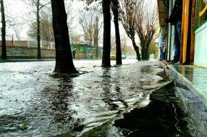 هشدار درباره آبگرفتگی و سیلاب