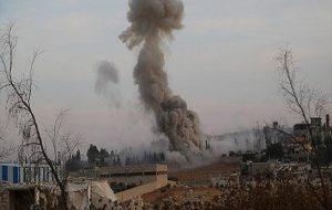 کشته شدن ۵۵ تروریست داعشی توسط ارتش ترکیه در حلب