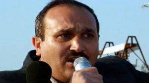 عباس لسانی فعال ملی آزربایجان جنوبی به طور غیرقانونی همچنان در زندان شیراز
