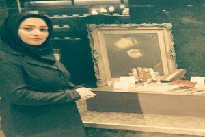 بازداشت سهیلا کارگر در قزوین