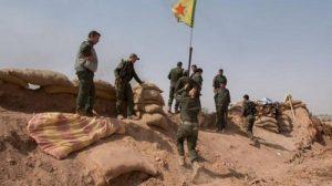 """کشته شدن مسئول اطلاعات گروه تروریستی """"پ ی د"""" در شمال سوریه"""