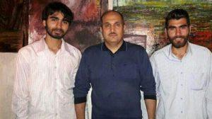 آزادی مرتضی و مصطفی پروین از زندان اردبیل