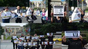 """دعوت به """"تظاهرات آرام"""" آزربایجانی ها در ژنو"""